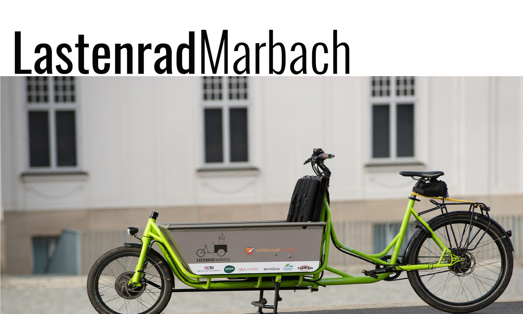 Lastenrad Marbach
